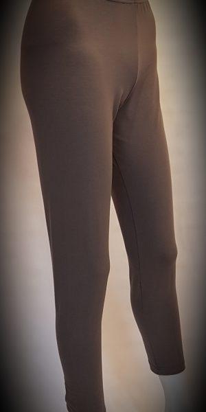 Legging van slippely bij Sjàzz-design