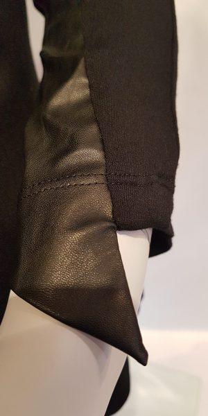 Detail jasje/ colbert van Nör bij Sjàzz-design