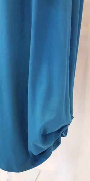 "Detail van jurk model ""Bibi""van Sjàzz-design"