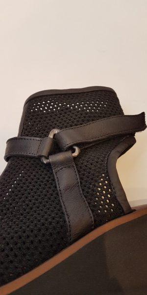 Lovina zomerschoen zwart bij Sjàzz-design