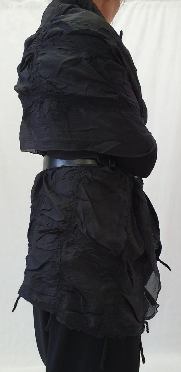 Crea, collectie najaar 2019 Crea, Crea bij Sjàzz, zijden sjaal van Crea