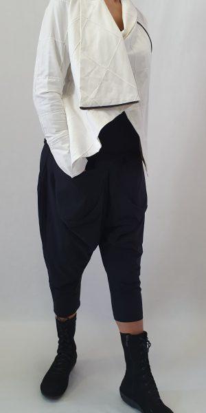apart jasje, Aparte blouse, Elsewhere, Elsewhere voorjaar 2020, jasje, off white jasje, Sjàzz