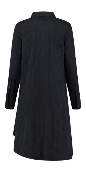 #Sjazz design#, # Elsewhere#, # blouse #, # aparte blouse# , # zwarte blouse# , # aparte lange blouse#