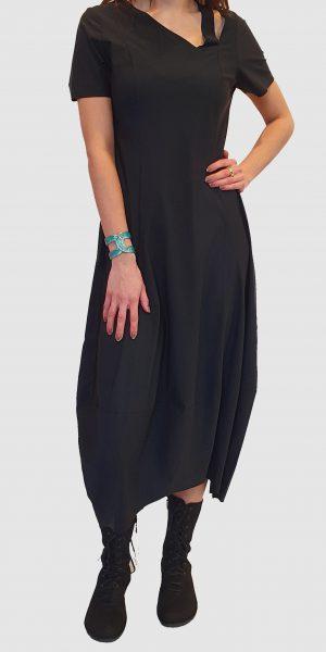 #Sjazz design#, # Elsewhere#, # zomerjurk #, # Coral jurk# , # zwarte jurk# , # aparte zomerjurk#