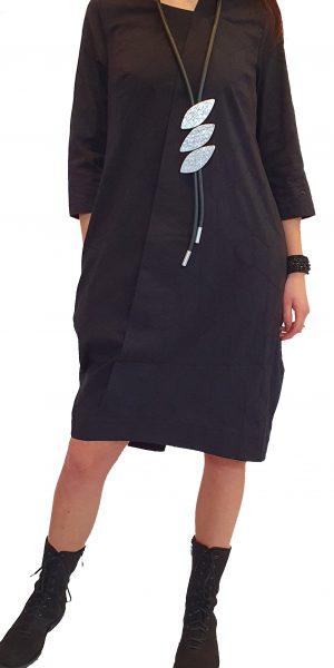#Sjazz design#, # Elsewhere#, # zomerjurk #, # aparte jurk# , # zwarte jurk# , # aparte zomerjurk#