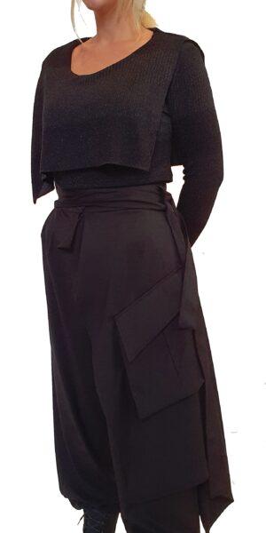 Zwarte broek La Haine